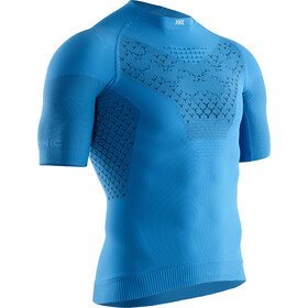 X-Bionic Twyce G2 Run Shirt SS Men twyce blue/opal black